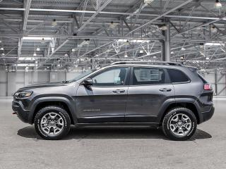 New 2021 Jeep Cherokee Trailhawk Elite for sale in Concord, ON