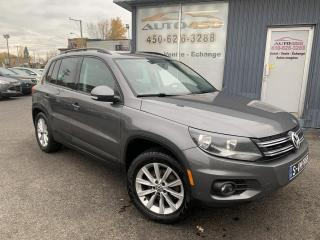 Used 2012 Volkswagen Tiguan ***HIGHLINE,4MOTION,CUIR,TOIT PANO,MAGS* for sale in Longueuil, QC
