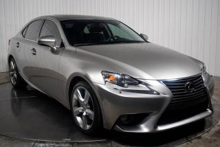 Used 2014 Lexus IS 250 AWD PREMIUM CUIR TOIT for sale in St-Hubert, QC