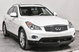Used 2014 Infiniti QX50 AWD CUIR TOIT MAGS CAMERA DE RECUL for sale in St-Hubert, QC