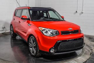 Used 2016 Kia Soul SX LUXURY CUIR TOIT MAGS NAV CAMERA DE R for sale in St-Hubert, QC