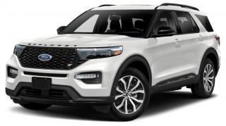 New 2020 Ford Explorer ST for sale in Surrey, BC