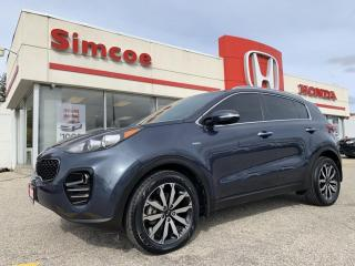 Used 2017 Kia Sportage EX for sale in Simcoe, ON