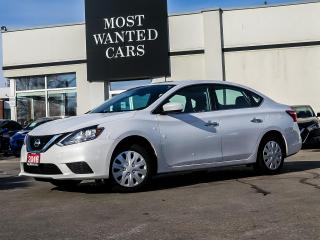 Used 2016 Nissan Sentra 1 OWNER CANADIAN LEASE RETURN|MANUAL|BLUETOOTH for sale in Kitchener, ON