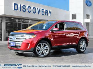 Used 2014 Ford Edge Limited - AWD for sale in Burlington, ON