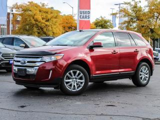 Used 2014 Ford Edge SEL - FWD for sale in Burlington, ON