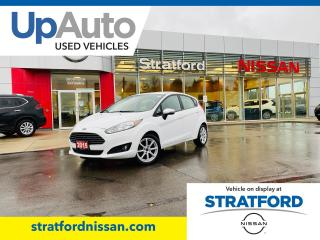 Used 2015 Ford Fiesta SE for sale in Stratford, ON