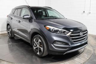 Used 2016 Hyundai Tucson LIMITED AWD 1.6T CUIR TOIT PANO MAGS NAV for sale in St-Hubert, QC
