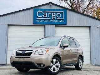 Used 2014 Subaru Forester 2.5i Touring for sale in Stratford, ON