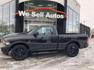 Used 2017 RAM 1500 Express 4x4 Regular Cab 120.0 in. WB for sale in Winnipeg, MB