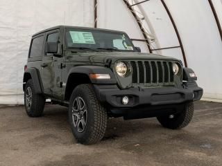 New 2021 Jeep Wrangler SPORT for sale in Ottawa, ON