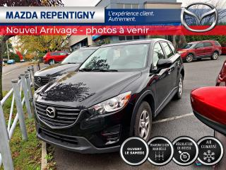 Used 2016 Mazda CX-5 GX FWD MANUELLE CRUISE 56.45$/SEM for sale in Repentigny, QC