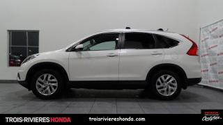 Used 2015 Honda CR-V SE + GARANTIE 7/130 + AWD + BLUETOOTH ! for sale in Trois-Rivières, QC