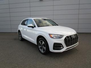 New 2021 Audi Q5 45 Komfort for sale in Regina, SK