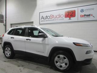 Used 2014 Jeep Cherokee Sport AWD **A/C**CRUISE** for sale in Mirabel, QC