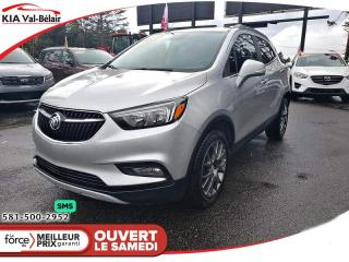 Used 2019 Buick Encore *SPORT TOURING*CAMÉRA*BLUETOOTH*TOIT* for sale in Québec, QC