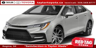 New 2020 Toyota Corolla SE for sale in Regina, SK