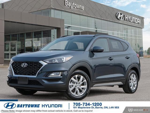2021 Hyundai Tucson AWD 2.0L Preferred