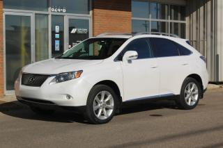 Used 2010 Lexus RX 350 350 AWD - LEATHER - REVERSE CAM - NAV for sale in Saskatoon, SK