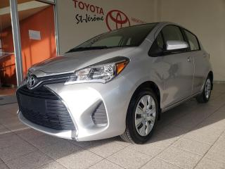 Used 2017 Toyota Yaris * AUTOMATIQUE * AIR * 13 000 KM * for sale in Mirabel, QC
