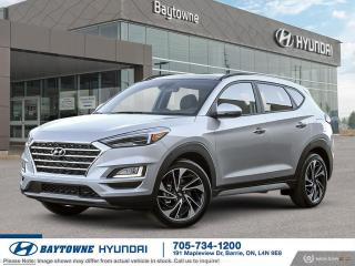 New 2021 Hyundai Tucson AWD 2.4L Ultimate for sale in Barrie, ON
