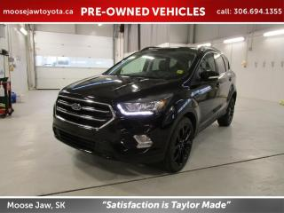Used 2018 Ford Escape Titanium AWD for sale in Moose Jaw, SK