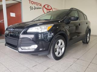 Used 2014 Ford Escape * 4WD * CAMÉRA DE RECUL * 92 000 KM * CUIR * for sale in Mirabel, QC