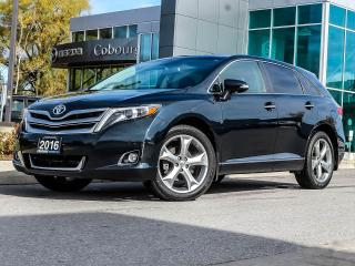 Used 2016 Toyota Venza V6 BASE for sale in Cobourg, ON