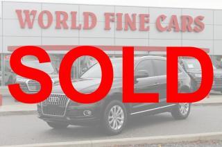 Used 2017 Audi Q5 2.0T Progressiv | Accident Free! | Quattro AWD for sale in Etobicoke, ON