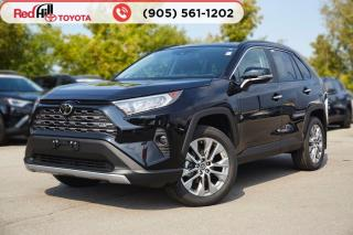 New 2021 Toyota RAV4 LIMITED  for sale in Hamilton, ON