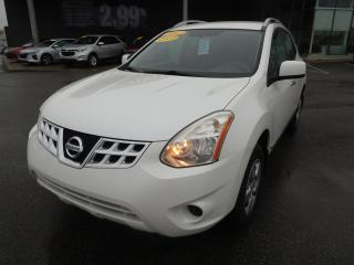 Used 2012 Nissan Rogue AWD,S,A/C,VITRES ÉLECTRIQUES,BLUETOOTH,CRUISE for sale in Mirabel, QC