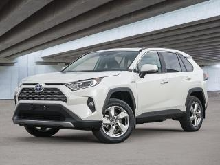 New 2021 Toyota RAV4 Hybrid Limited AWD for sale in Surrey, BC