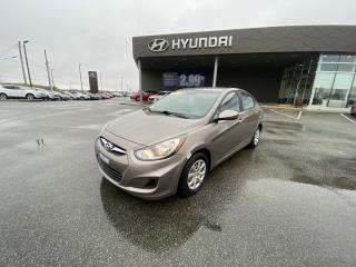 Used 2013 Hyundai Accent 4dr Sdn Auto GL,A/C,CRUISE,BANC CHAUFFANTS for sale in Mirabel, QC