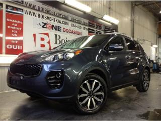 Used 2017 Kia Sportage SPORTAGE EX AWD CAMÉRA BLUETOOTH JAMAIS ACCIDENTÉ for sale in Blainville, QC
