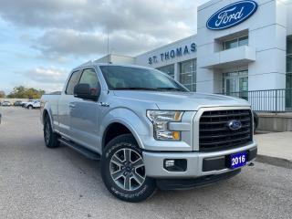 Used 2016 Ford F-150 XLT Sport 4x4/Navi/Power Seat/FX4 Package for sale in St Thomas, ON