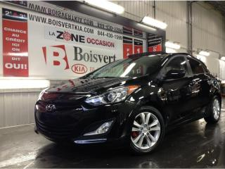 Used 2014 Hyundai Elantra GT ELANTRA GT TOIT PANO SIEGE CHAUFFANT AUT A/C for sale in Blainville, QC