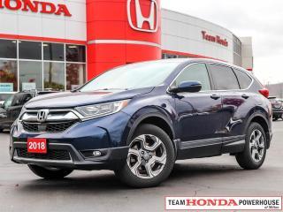 Used 2018 Honda CR-V EX for sale in Milton, ON