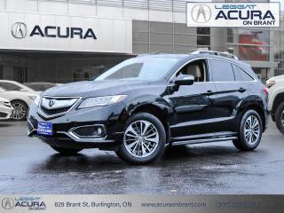 Used 2018 Acura RDX ELITE for sale in Burlington, ON
