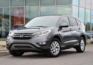 Used 2016 Honda CR-V EX AWD TRES BAS KM TOIT AWD MAGS TOIT OUVRANT CAM RECUL BLUETOOTH++ for sale in Lachine, QC