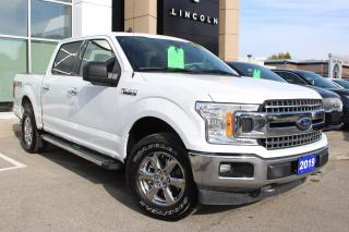 Used 2019 Ford F-150 XLT for sale in Hamilton, ON