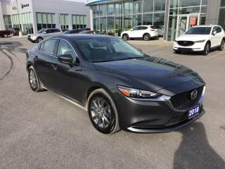 Used 2018 Mazda MAZDA6 **DEAL INCLUDE WINTER TIRES ON RIMS** GS-L for sale in Ottawa, ON