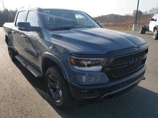New 2021 RAM 1500 Big Horn for sale in Huntsville, ON