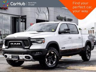 New 2021 RAM 1500 Rebel|Level 2|Alpine Sound|12
