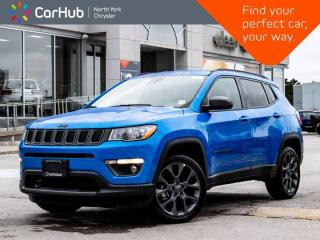 New 2021 Jeep Compass New 80th Anniversary 4x4 Heated Seats & Wheel Navigation for sale in Thornhill, ON