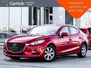 Used 2018 Mazda MAZDA3 GX Sport Mode Keyless Go USB AUX Port Keyless Go Keyless Entry for sale in Thornhill, ON