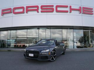 Used 2017 Audi TT 2.0T qtro 6sp S tronic Rdstr for sale in Langley City, BC