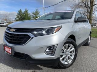 Used 2018 Chevrolet Equinox LS 1.5L FWD for sale in Carleton Place, ON