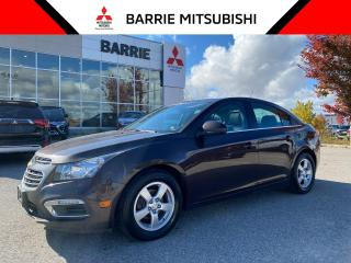 Used 2015 Chevrolet Cruze 2LT for sale in Barrie, ON