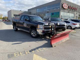 Used 2011 Chevrolet Silverado 2500 HD WT Plow truck - Newer Tires - Runs great! for sale in Hamilton, ON