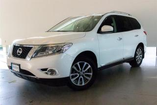 Used 2014 Nissan Pathfinder SL V6 4x4 at for sale in Langley City, BC